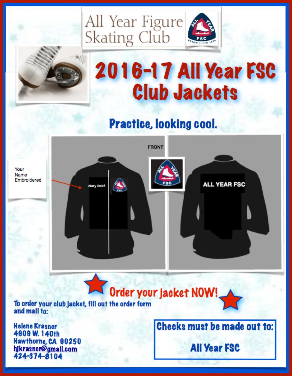 2016 Jacket
