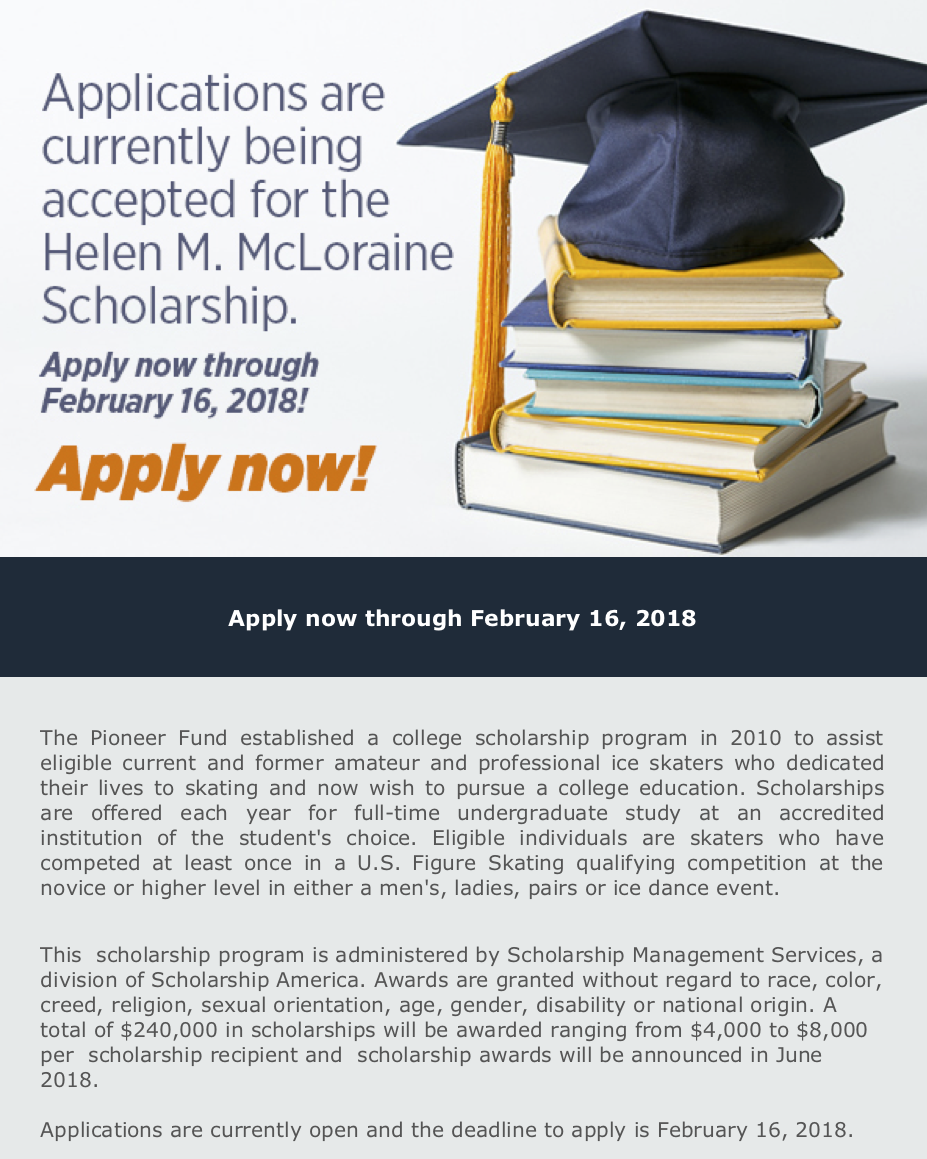 if i was awarded this scholarship Home apply  scholarship faqs scholarship faqs jump to: eiligibility  application  risk forfeiting their scholarship award military service documentation.